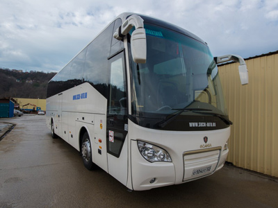 Scania Higer 49+1